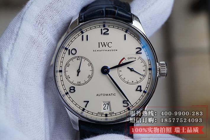 【爆款专供】万国IWC葡萄牙系列IW500705手表 自动机械男表 顶级瑞士7日动能机械机芯