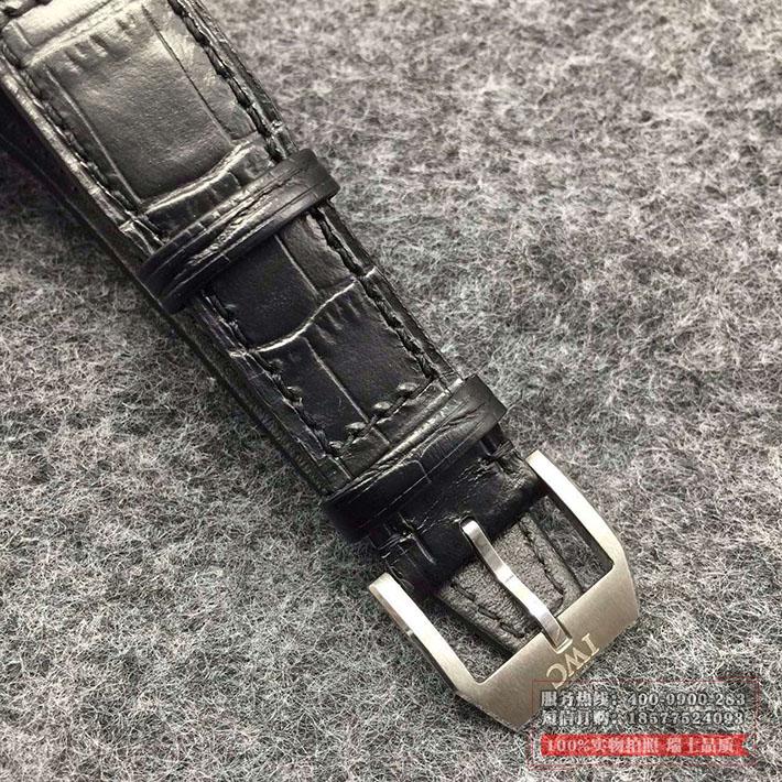 【高端专供】万国IWC 飞行员系列马克十七 IW326501 男士自动机械腕表 2892机芯  原装表扣  皮带