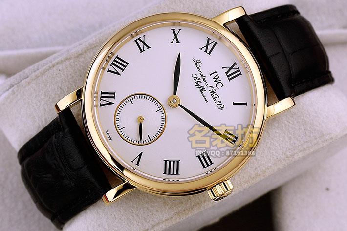 万国柏涛菲诺系列iw356305腕表在欧洲多少钱
