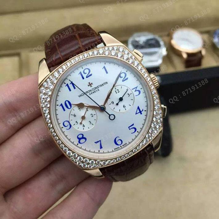 江诗丹顿5005S/000R-B053