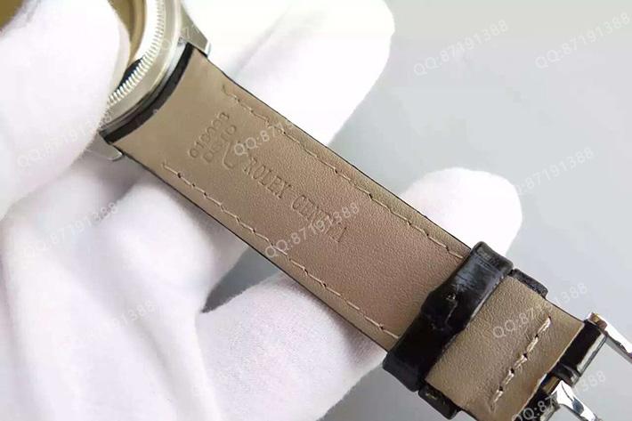 【爆款专供】劳力士(ROLEX)切利尼系列 50509 黑盘 男士自动机械表手表  香港组装