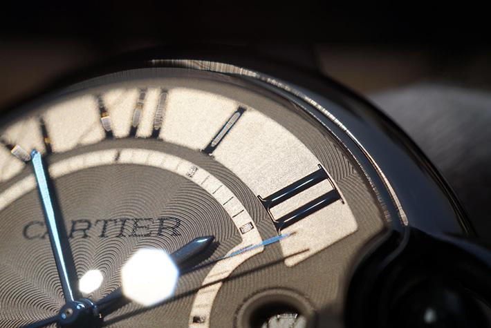 瑞士卡地亚Cartier男表 蓝气球系列W69012Z4 钢带全自动机械大号款男士手表 男女对表 情侣手表 瑞士机芯【一块表价格】