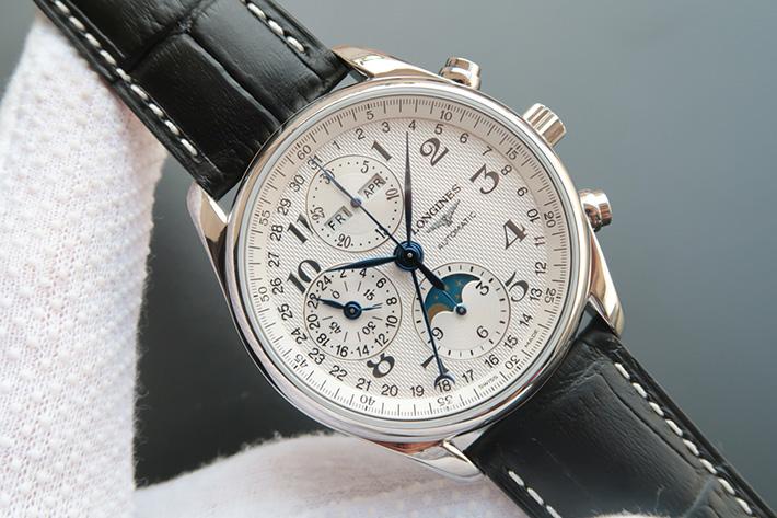 JF厂浪琴(Longines)名匠系列L2.673.4.78.3 男士自动机械表手表