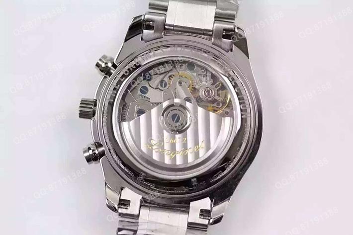 浪琴(Longines)名匠系列L2.759.4.78.6 钢带表带 男士自动机械表
