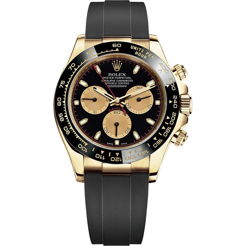 劳力士迪通拿n厂手表大概多少钱 n厂手表复刻表劳力士 116518ln 金迪