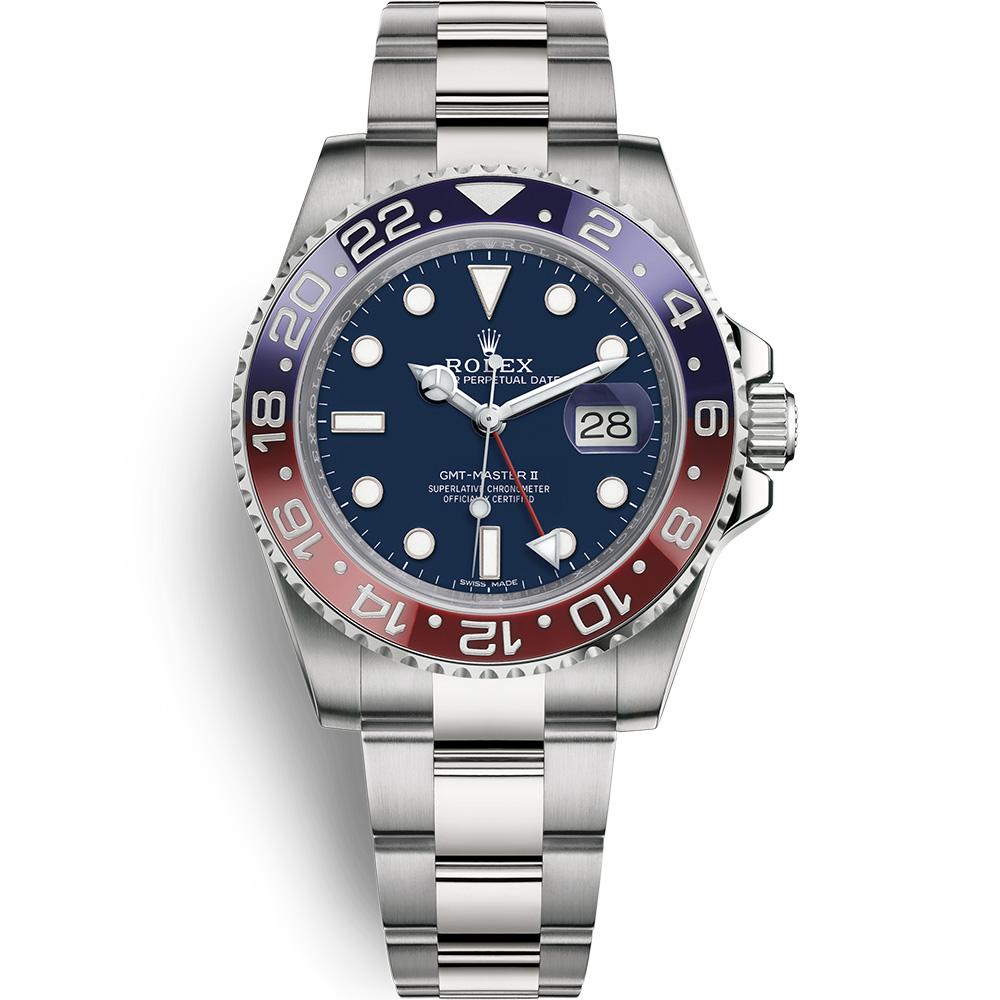 复刻表劳力士红蓝可乐圈价格 n厂手表劳力士V11格林尼治116719BLRO GMT